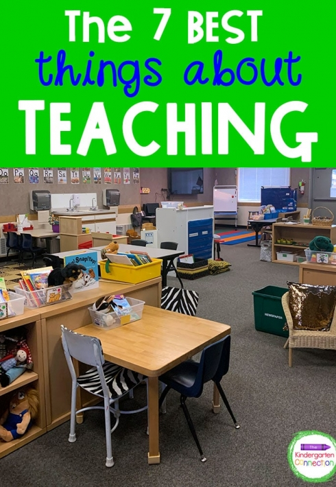 7 Best Things About Teaching